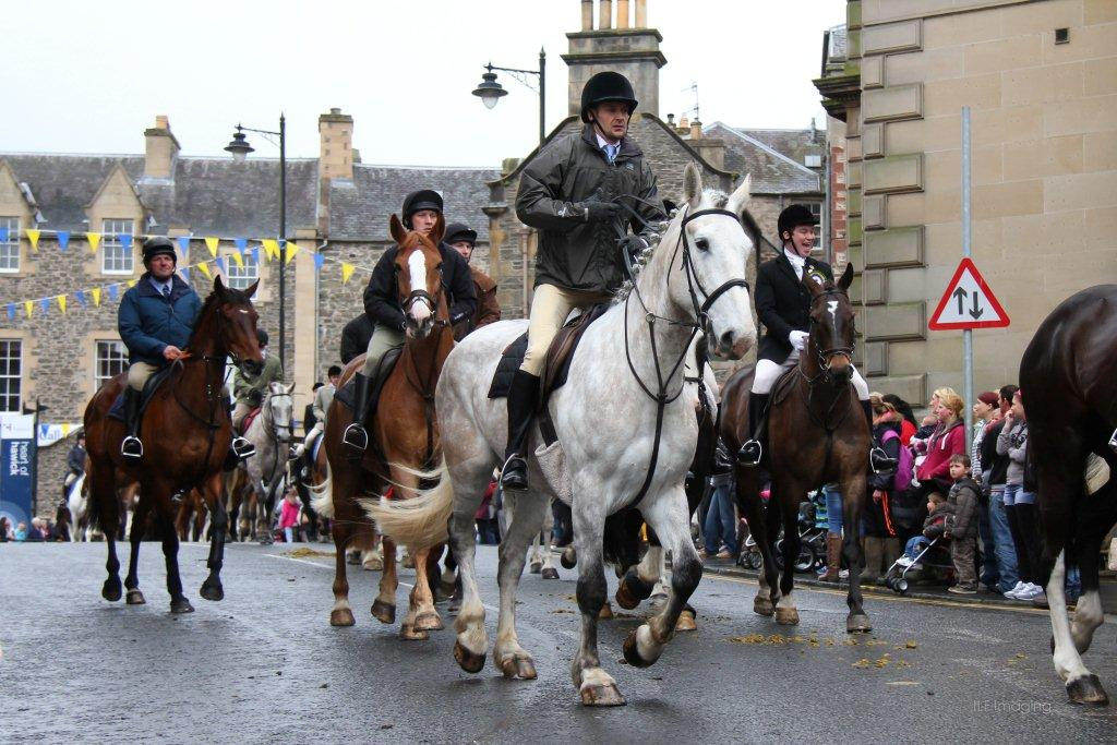 Hawick Common Riding 2014 (photo: Lesley Fraser)