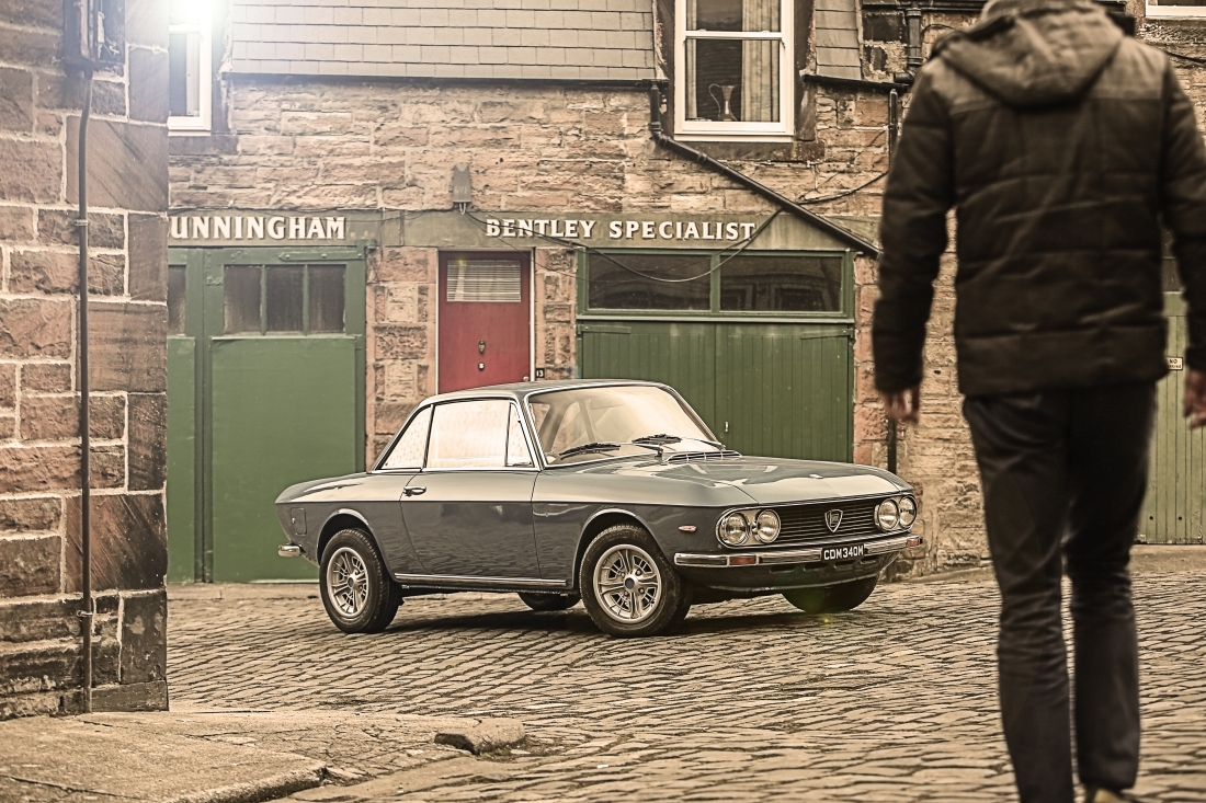 Autocar blog: Life with a 1974 Lancia Fulvia Coupé 3 1.3S (photo: Stan Papior)