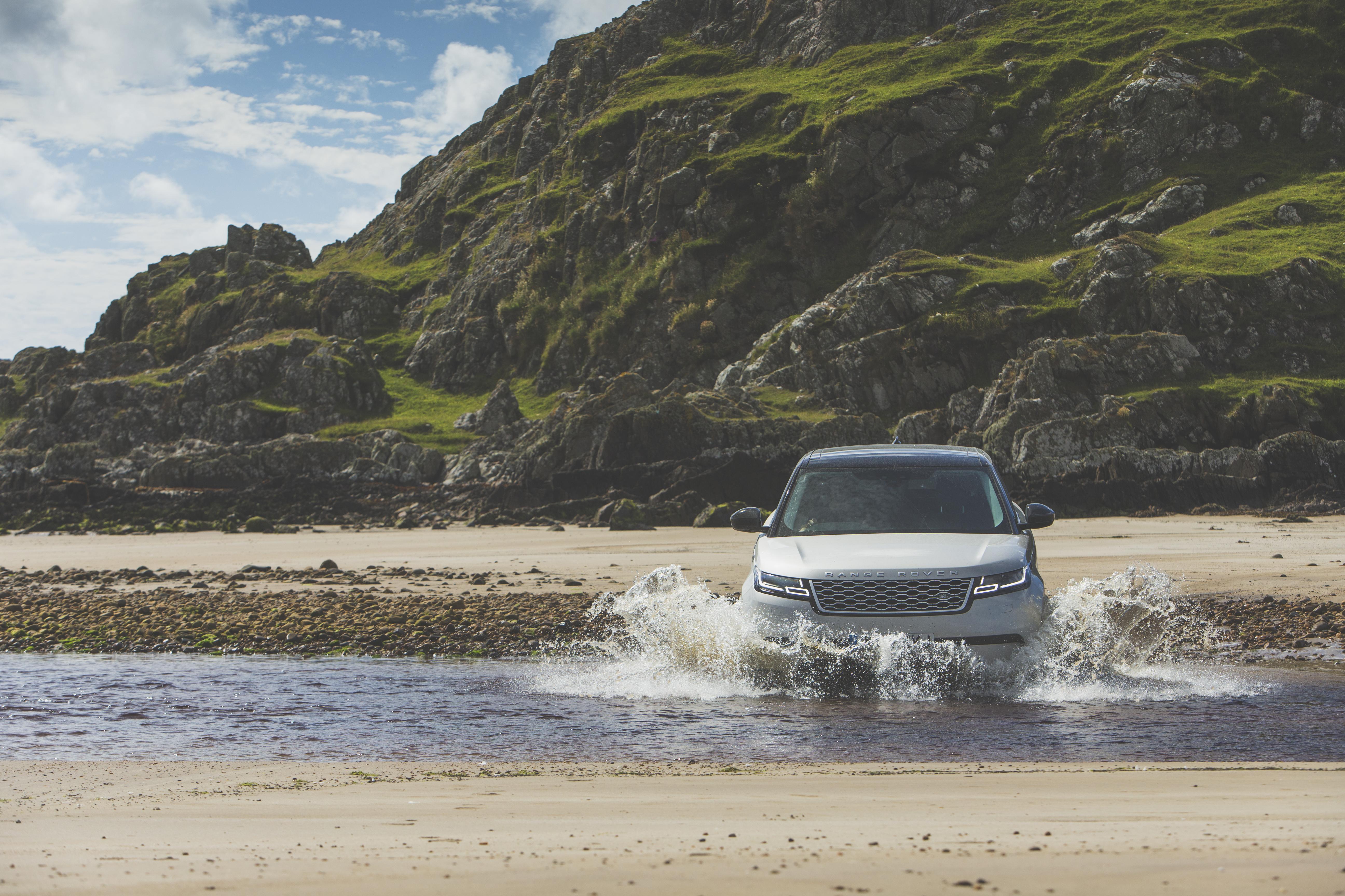 Autocar cover story: Island Rover