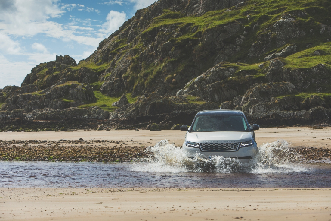 Autocar cover story: Island Rover (photo: Luc Lacey)
