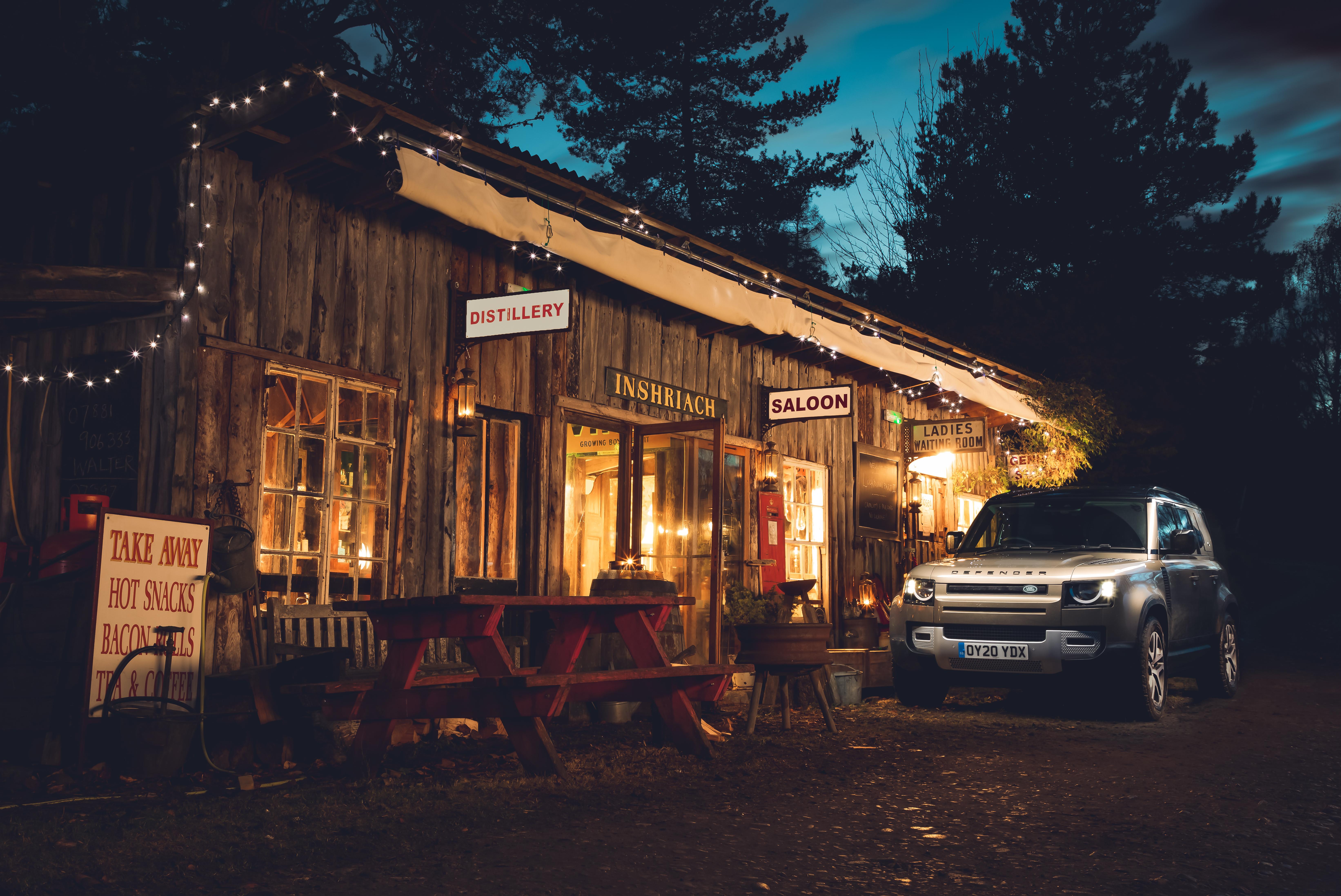 Autocar Cover Story: Highland Rover